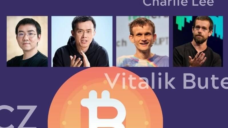 Bitcoin ve Kripto Para Sektöründe En Etkili 10 CEO