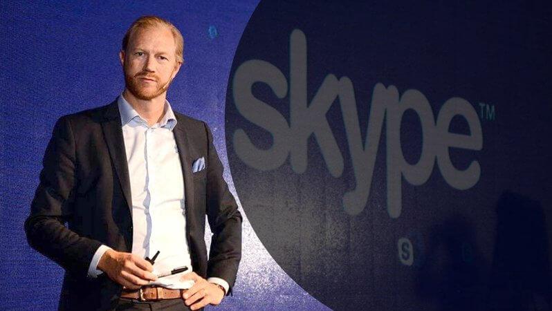 Skype Kurucusu Bitcoin Konferansında