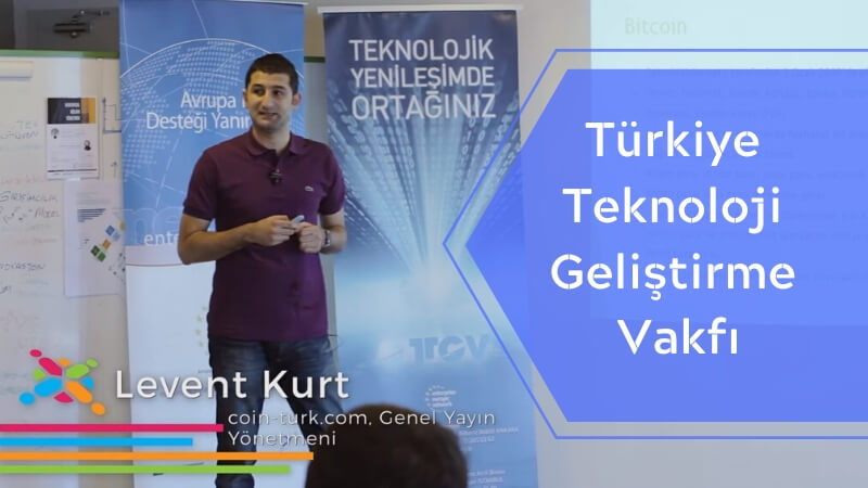 Ankara'da Bitcoin ve Blockchain Etkinliği