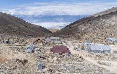 150 Yıllık Hayalet Kasabada Madencilik Ruhu Oluşturuluyor