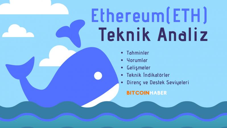 ETH/USD Teknik Analizi, Ethereum Fiyat Tahmini