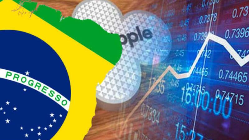 Ripple 2020'de Brezilya'da Daha Aktif Olacak