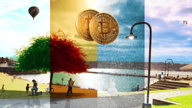 Sen Mevsimler Gibisin, Değişirsin Bitcoin…