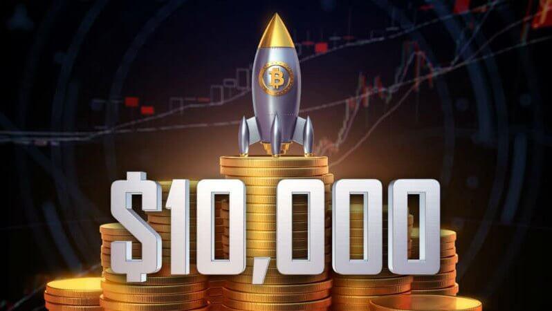 BTC 3 Ayın En Yüksek Seviyesini Gördü: Sırada 10.000 Mi Var?