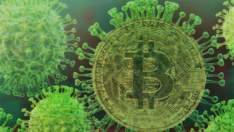 Koronavirüs Bitcoin'i Etkiledi Mi?