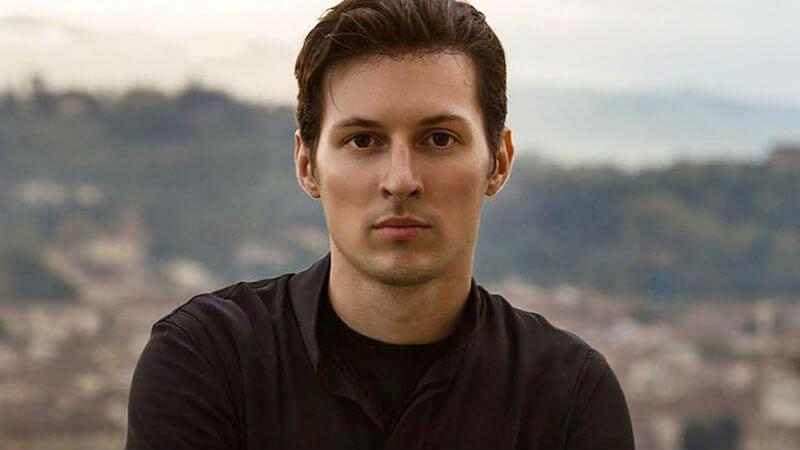 Telegram CEO'su Pavel Durov, SEC İle İlgili Açıklamalar Yaptı