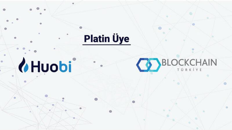 Türkiye Blockchain Konusunda İlerliyor: Huobi, Blockchain Türkiye'ye Katıldı!