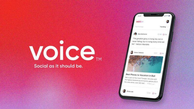 Voice, Sevgililer Gününde Kullanıcıyla Buluşuyor