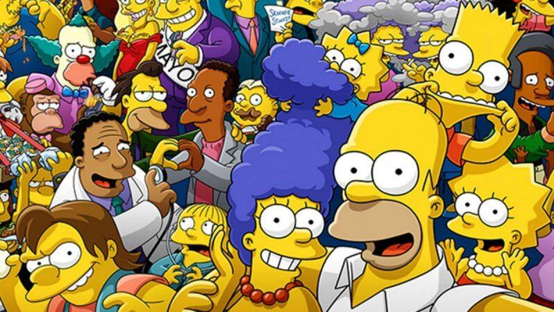 Kripto Paralar ve Blockchain The Simpsons'ta