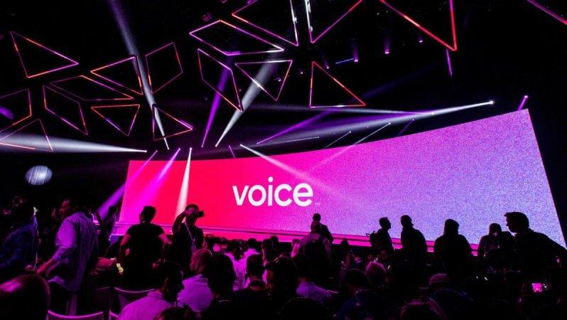 Merakla Beklenen Voice Kullanıcıyla Buluştu