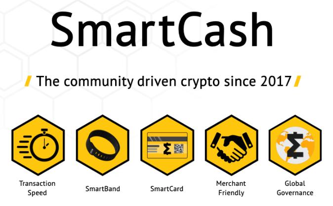 SmartCash Coin Nedir?