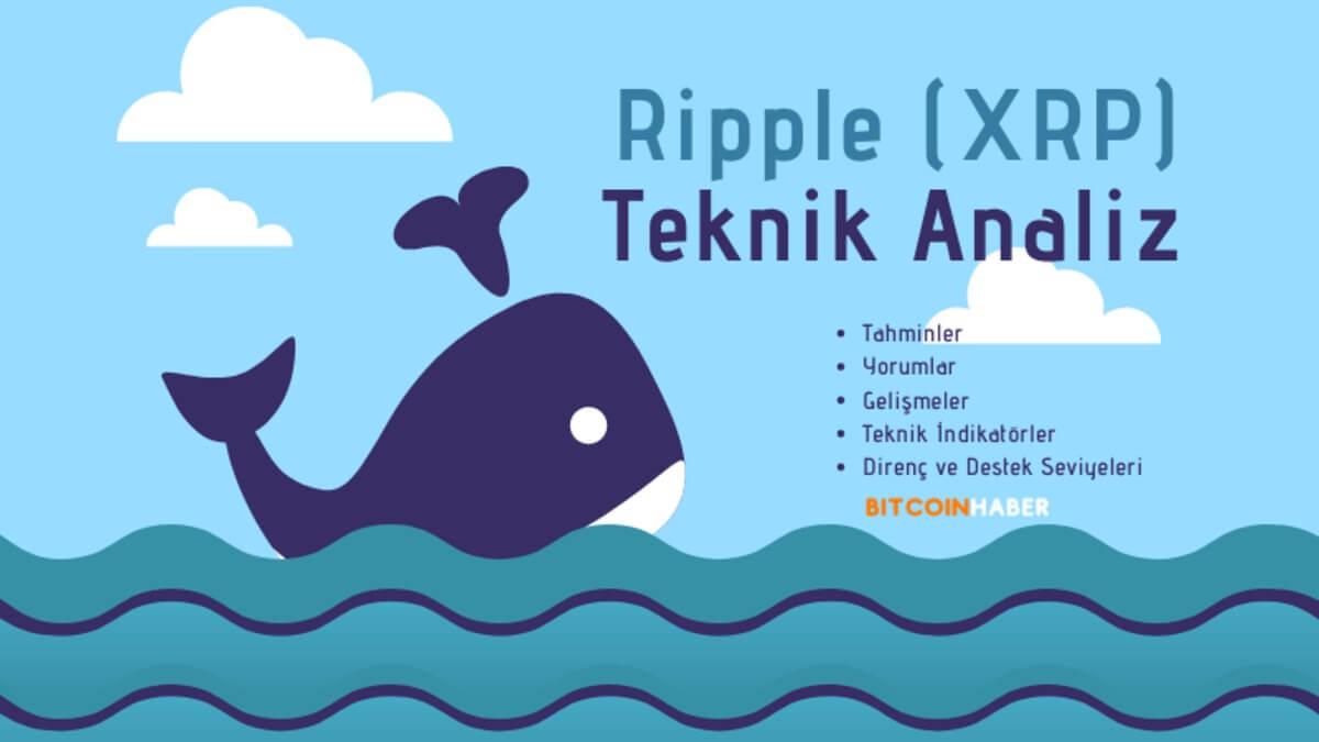 XRP Yorumları: Ripple/USD Teknik Analizi 18/09/2020