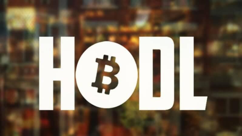 Hodl Mı Olmak Lazım Yoksa Bitcoin'leri Satmak Mı?