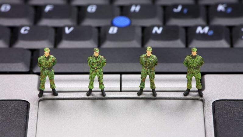 Para ve Askeri Güç İlişkisi: Bitcoin'in Var Olması için Orduya İhtiyacı Var Mı?