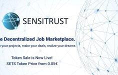 Yeni, Merkezsiz ve Akıllı İş Ortamları: Sensitrust