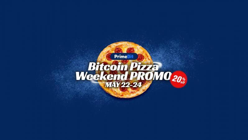 PrimeBit Pizza Hafta Sonu Kampanyası İle 3 Gün Sürecek İndirim Fırsatı