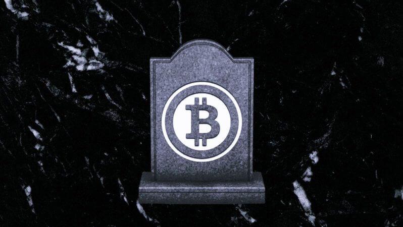 Bitcoin'in Öleceğini İddia Eden Websitesi Öldü!