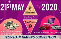 FESS'in Digifinex'te Listelenmesine Özel BMW ve 100.000 Dolar Ödüllü Yarışma Başladı!