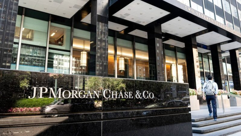 JP Morgan'dan Borsalara Bankacılık Hizmeti
