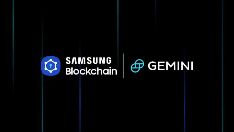 Samsung İle Ortaklığa Varan İlk Borsa: Gemini