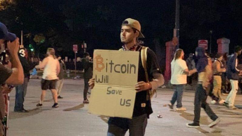 "Binance CEO: ""Bitcoin Barışçıl Bir Protestodur"""