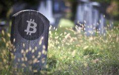 Mezar Sandılar, Bitcoin Madencilik Çiftliği Çıktı