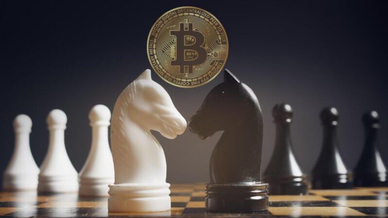 Bitcoin'in Şiddetli Hamlesi Hangi Yöne Olacak?