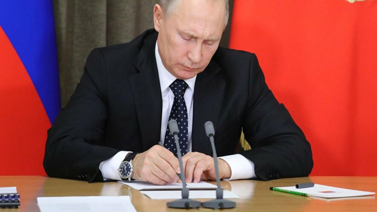 Vladimir Putin, Kripto Paraları Resmen Tanıdı