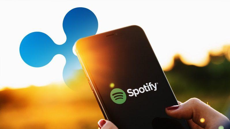 XRP'den Dev Ortaklık: Ripple Artık Spotify'da!