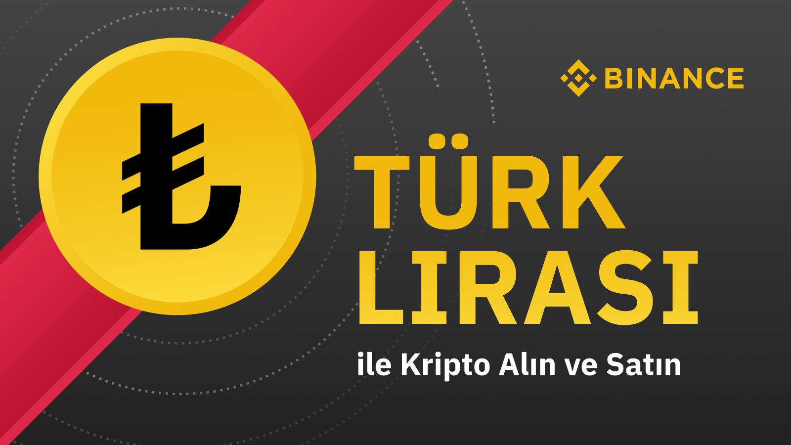 Binance Türkiye Açıldı! Artık Türk Bankalarıyla İşlem Yapabilirsiniz