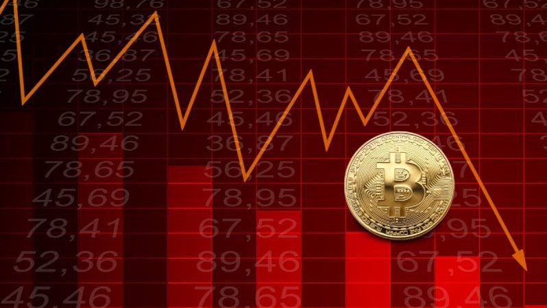 Bitcoin 1 Saatte Keskin Düşüş Yaşadı: İşte BTC'deki Düşüşün 3 Sebebi!