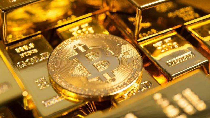 1 Bitcoin Fiyatı, 20 Onsluk Altın Külçesini Geride Bıraktı!