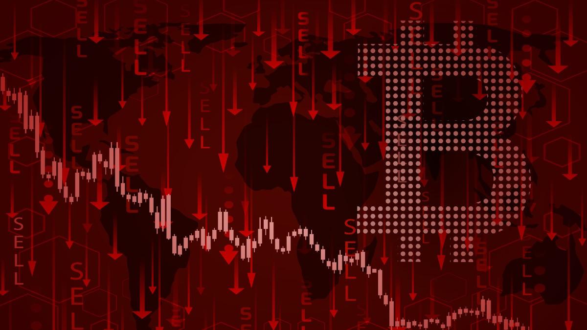 Bir Düşüş Dalgası Bitcoin'i (BTC) Nereye Kadar Geri Çekebilir?