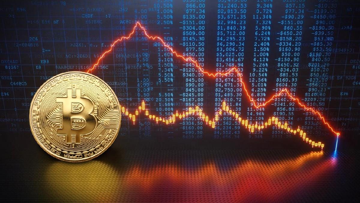 Bitcoin'de (BTC) Düşüş Hedefi 20.000 Dolar Olabilir Mi?